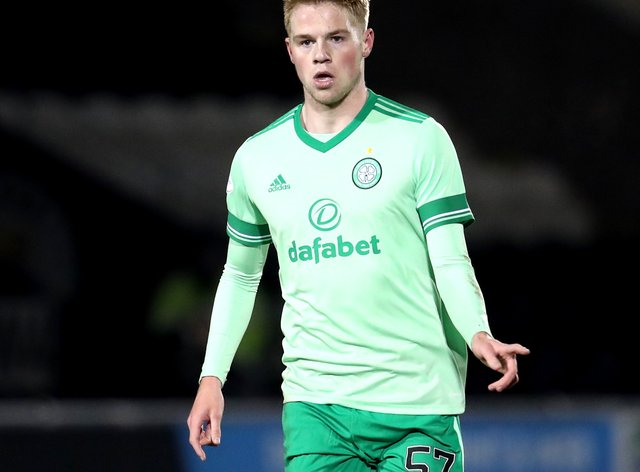 Celtic youngster Stephen Welsh knows the levels required to reach the top