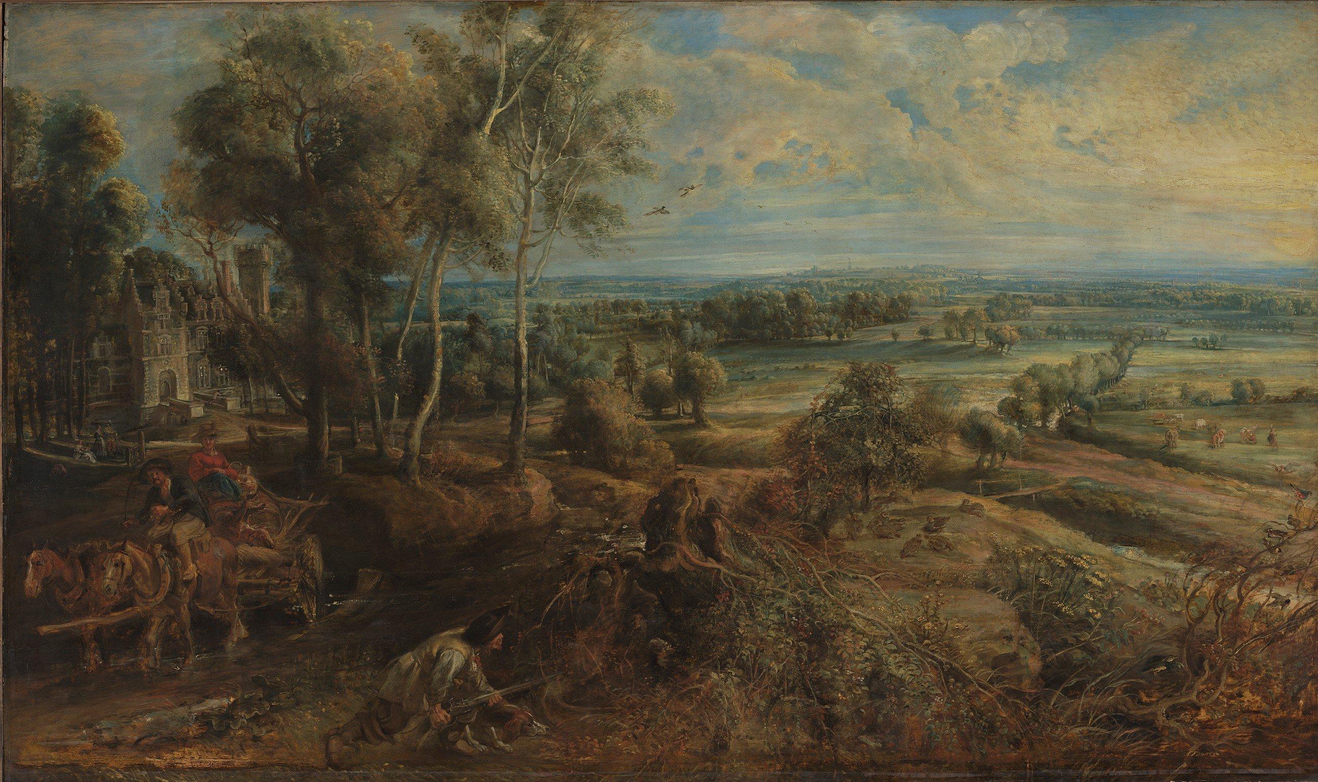 Rubens masterpiece going on show following 'revelatory' conservation work