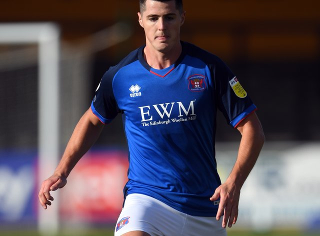 Carlisle's Jon Mellish will hope to keep his place against Tranmere