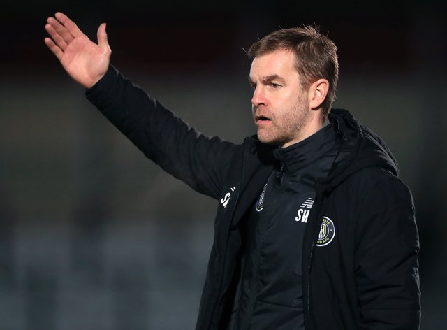 Harrogate boss Simon Weaver could be tempted to make changes