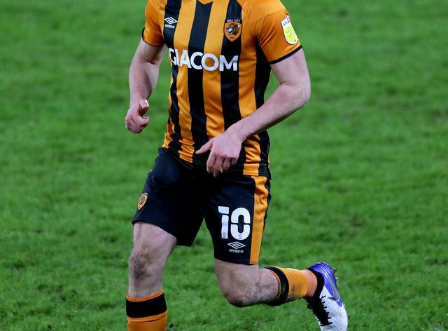 George Honeyman sustained a neck injury in the weekend's draw at Doncaster