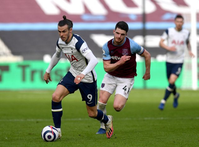 Gareth Bale is beginning to find his best level after a slow start to life back at Tottenham