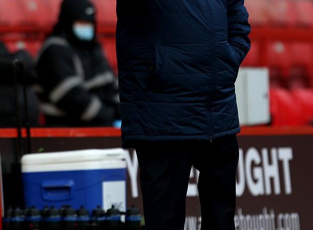 Steve Evans was unhappy after Gillingham's defeat at AFC Wimbledon