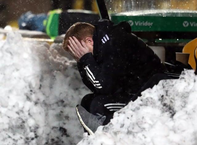 Neil Lennon has endured a season of misery