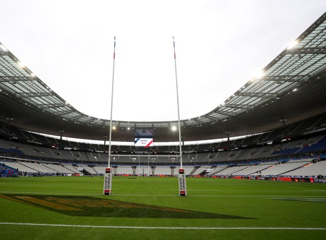 France v Scotland in the Six Nations will go ahead on Sunday at the Stade de France.