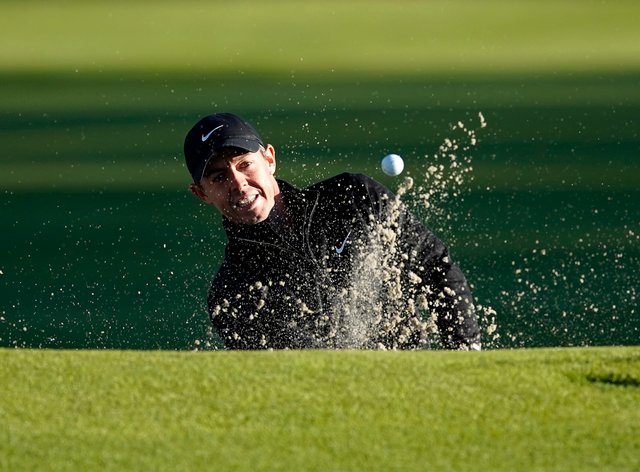Rory McIlroy hopes to continue his fine run of recovering from missed cuts