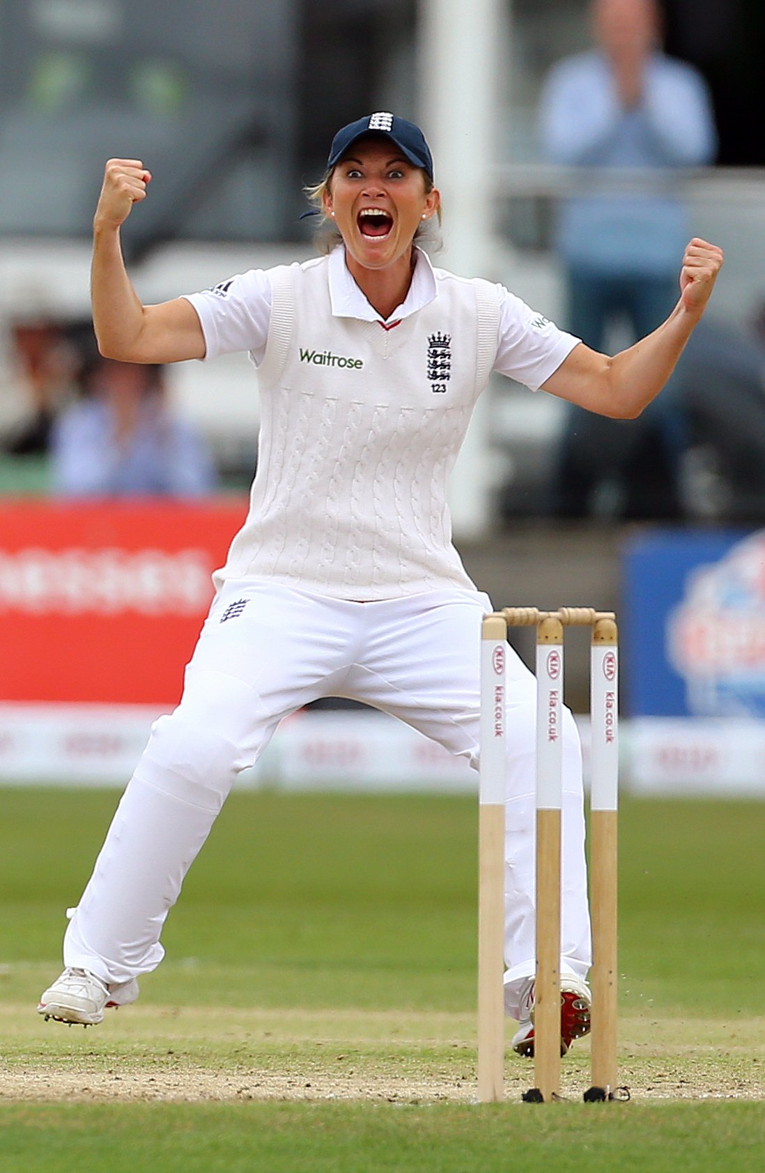 Charlotte Edwards elected as first female president of the PCA