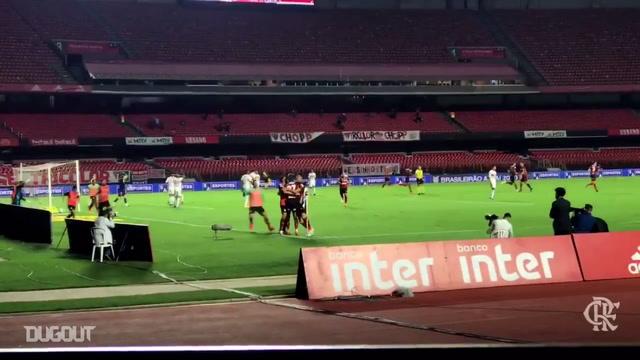 Check Bruno Henrique goal against São Paulo
