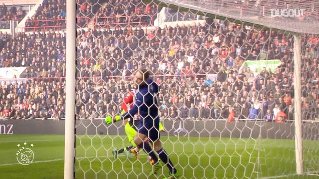 Ajax's classic goals at the Philips Stadium