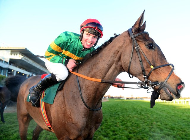 Anibale Fly returns to action at Fairyhouse on Saturday