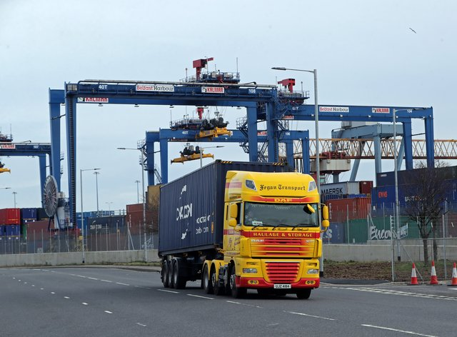 Some freight companies see fall in revenue