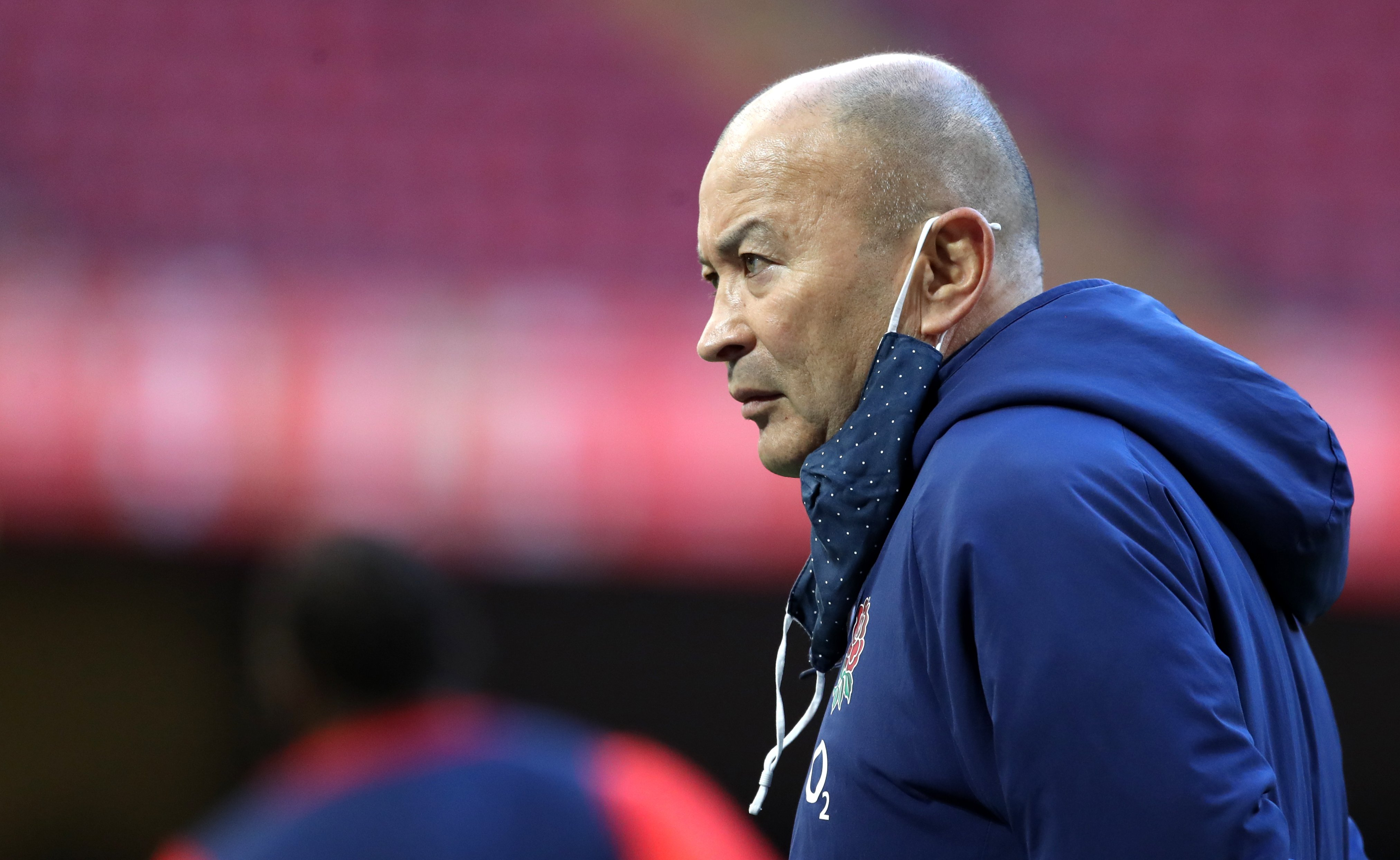 Eddie Jones calls on England to 'stick together and dig in' after loss in Wales