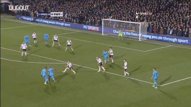Lewis Holtby's thunderbolt defeats Fulham
