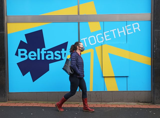 The phased plan to take Northern Ireland out of lockdown is understood to focus on nine areas