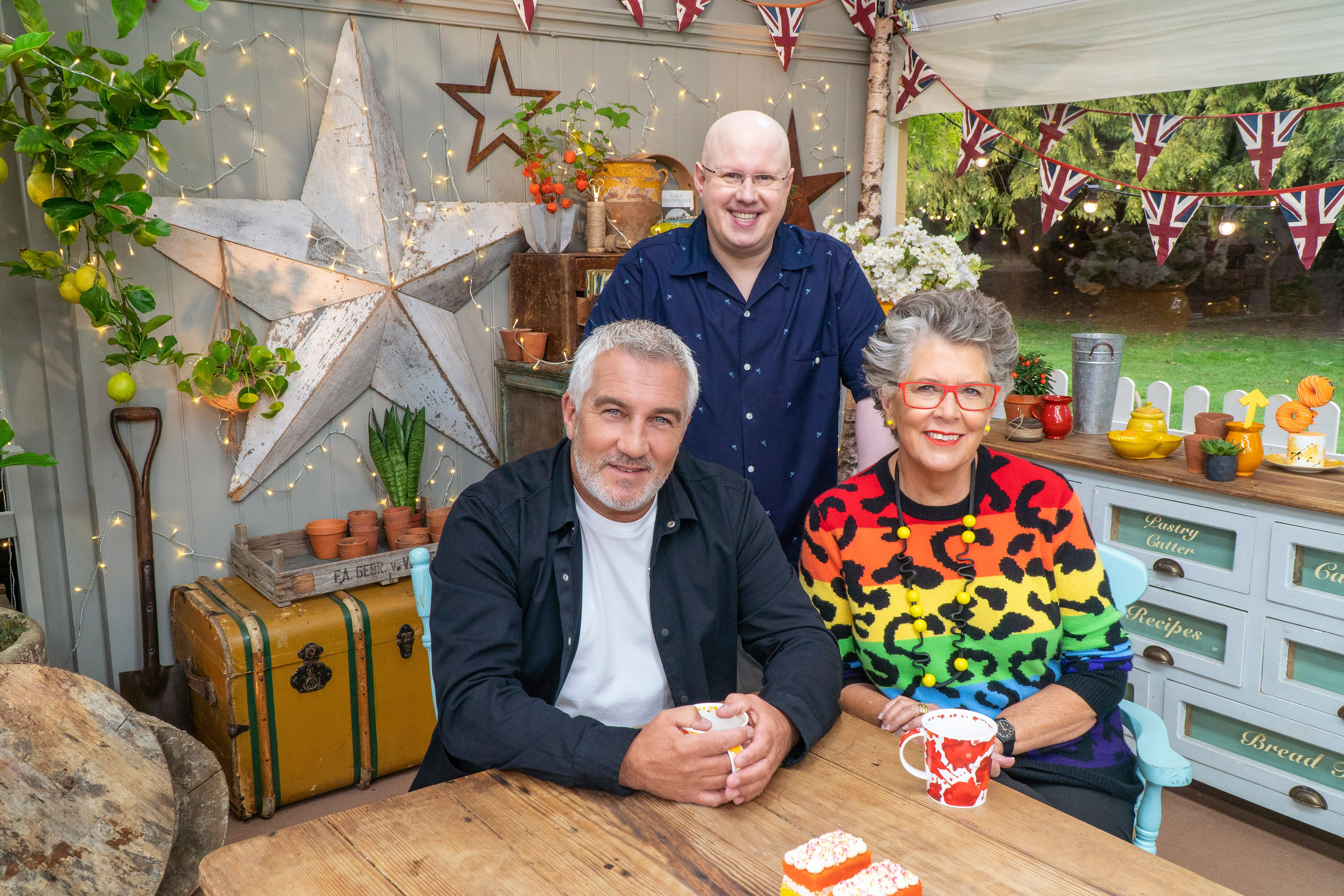 Paul Hollywood: I learnt a new skill thanks to new Celebrity Bake Off