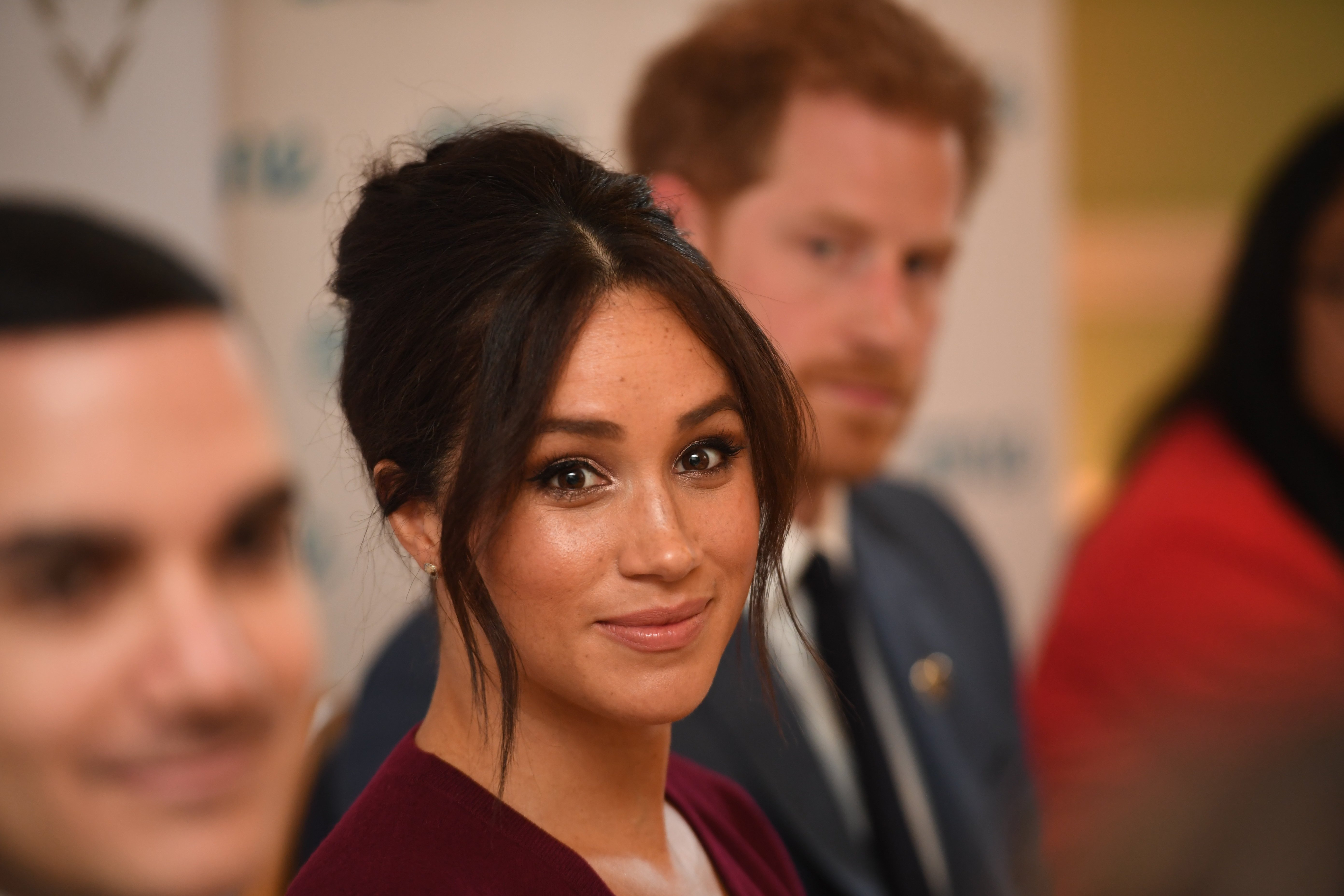 Meghan 'saddened' by 'latest attack on her character' amid bullying claim