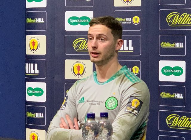 Conor Hazard signs new deal with Celtic