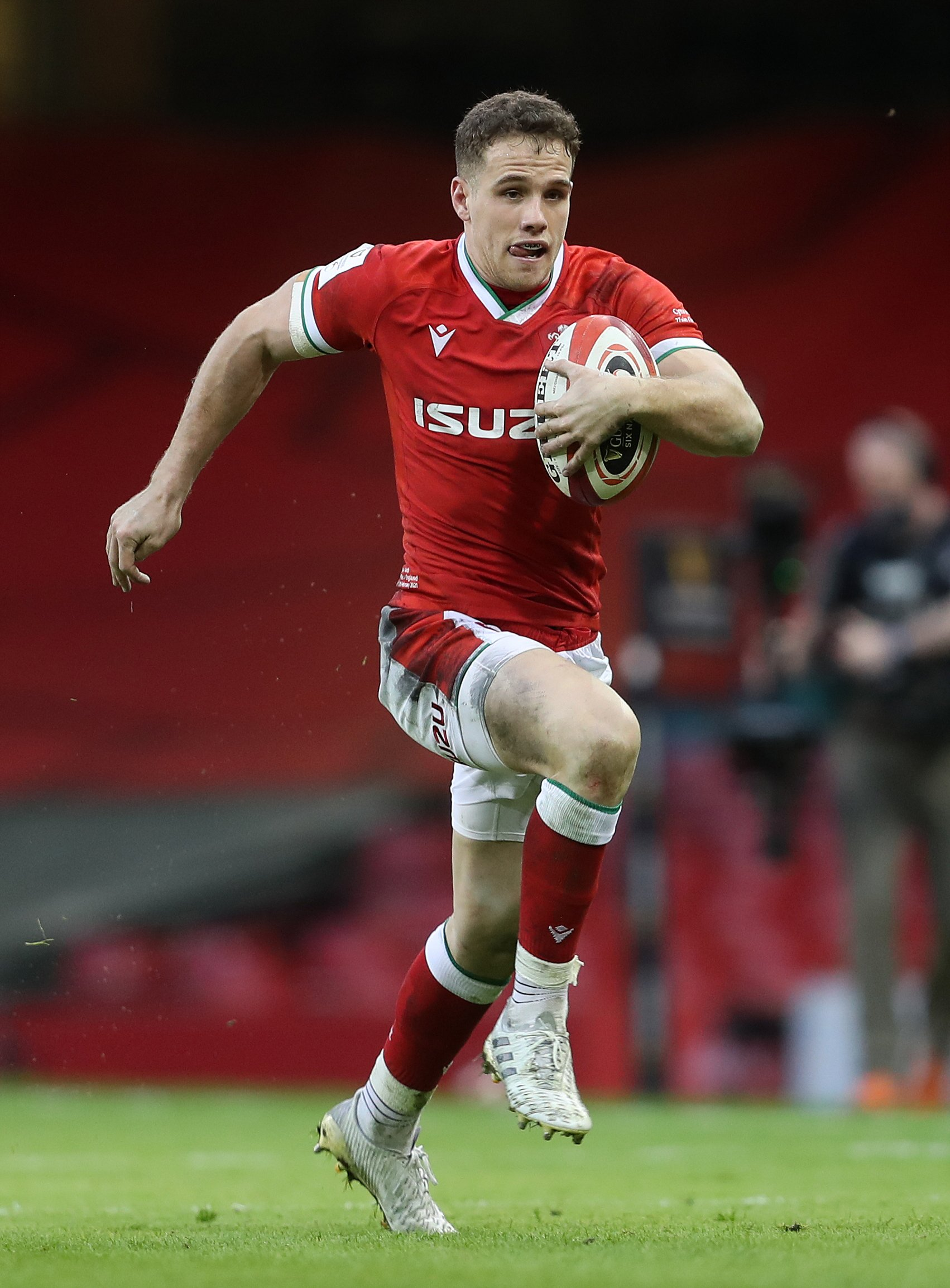 Wales scrum-half Kieran Hardy ruled out for the rest of Six Nations campaign