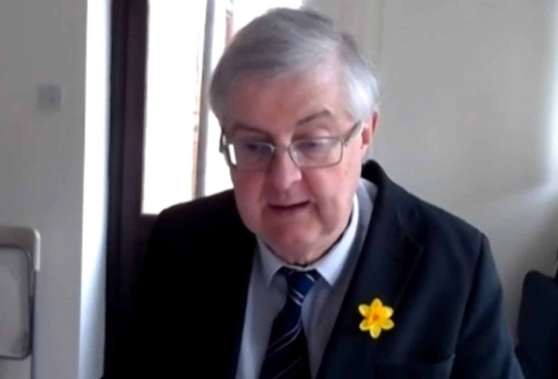 Mark Drakeford warns that the United Kingdom 'is over'
