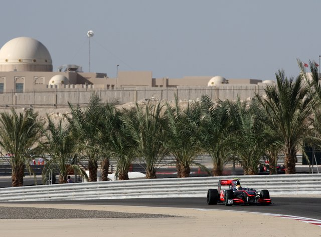 The Bahrain Grand Prix will be staged on March 28