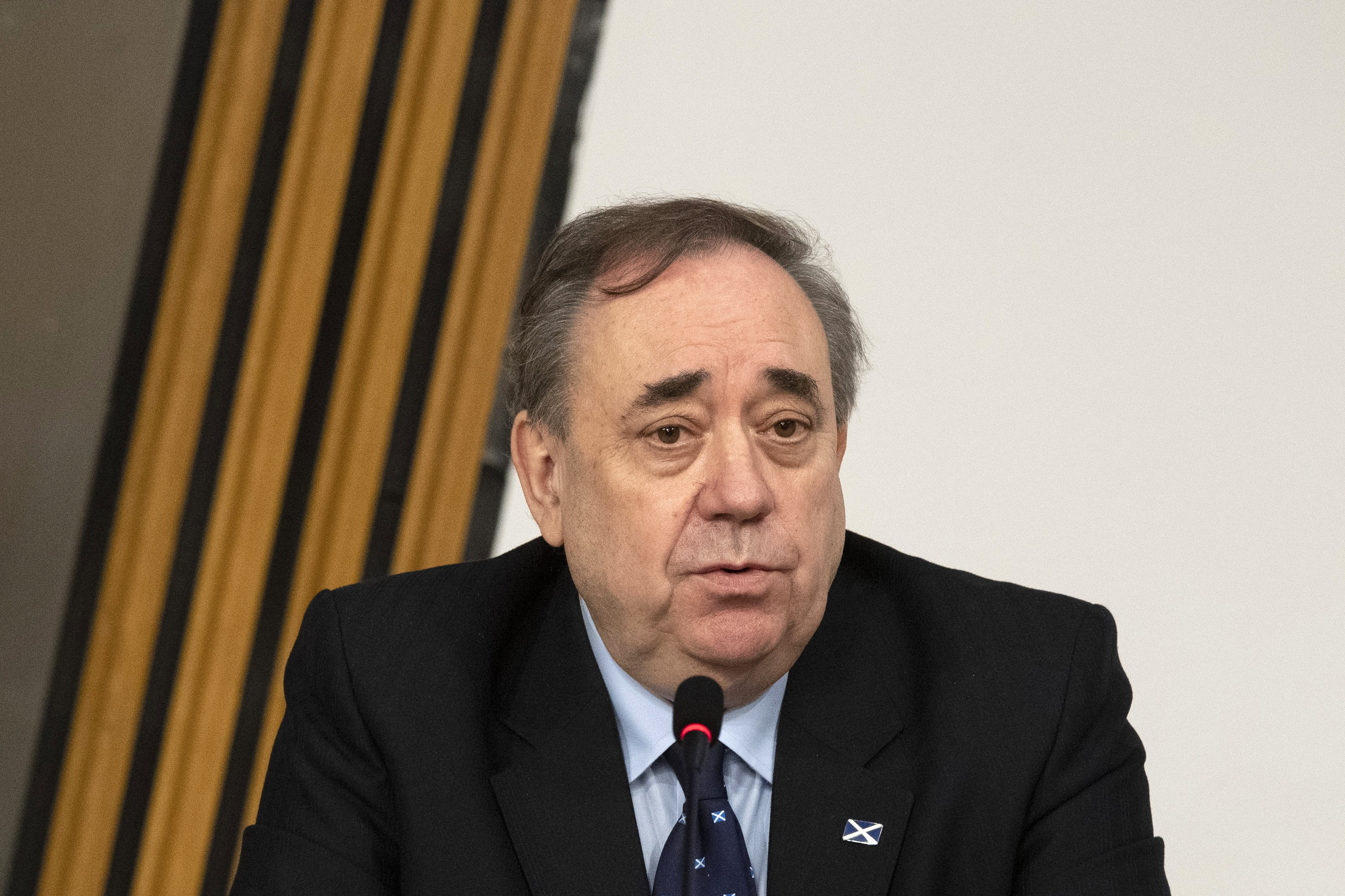 Newly published legal advice appears to contradict Salmond claim