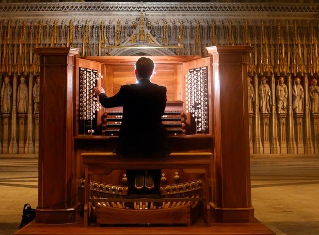 Grand Organ