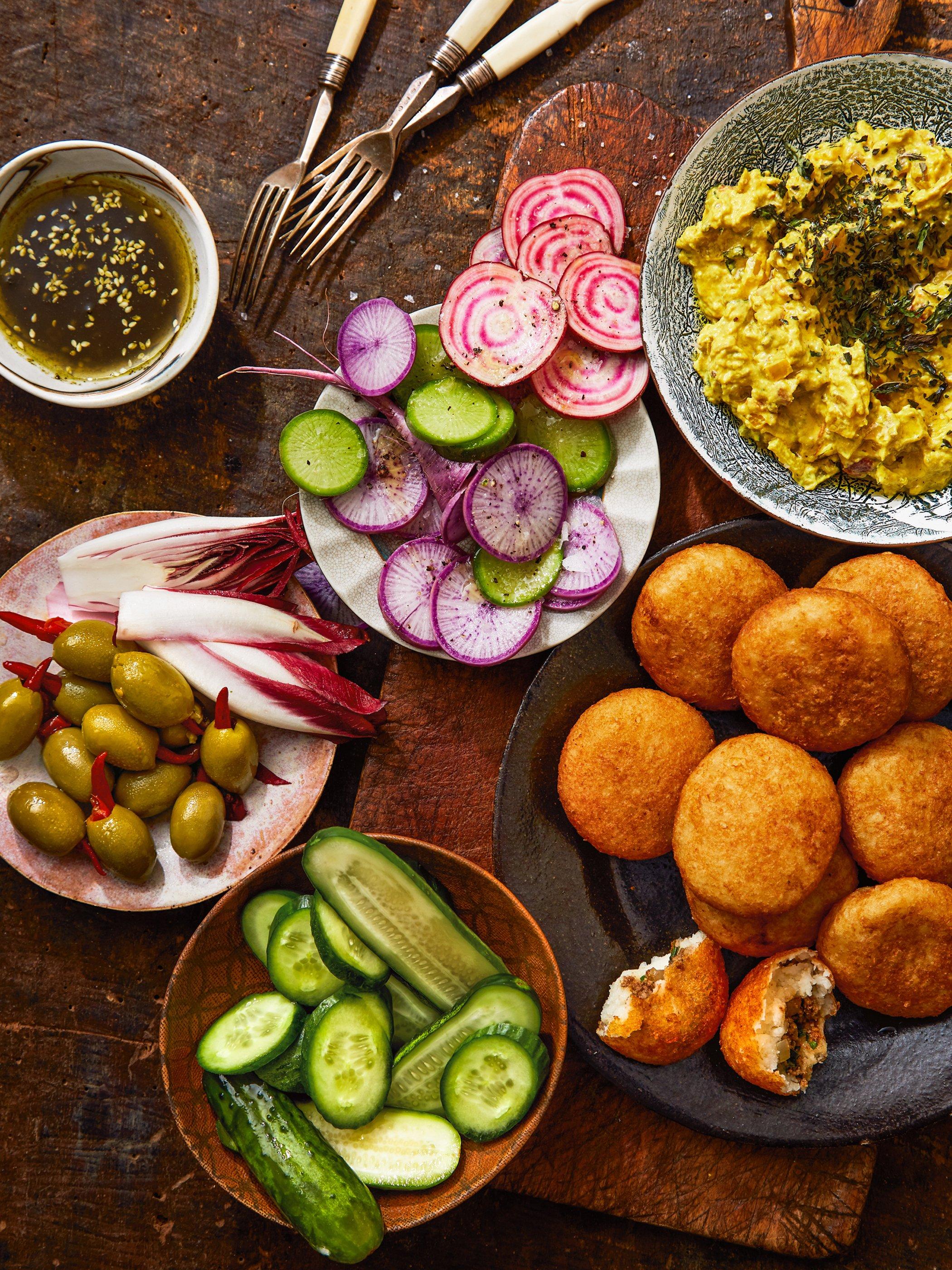 Potato kibbeh recipe