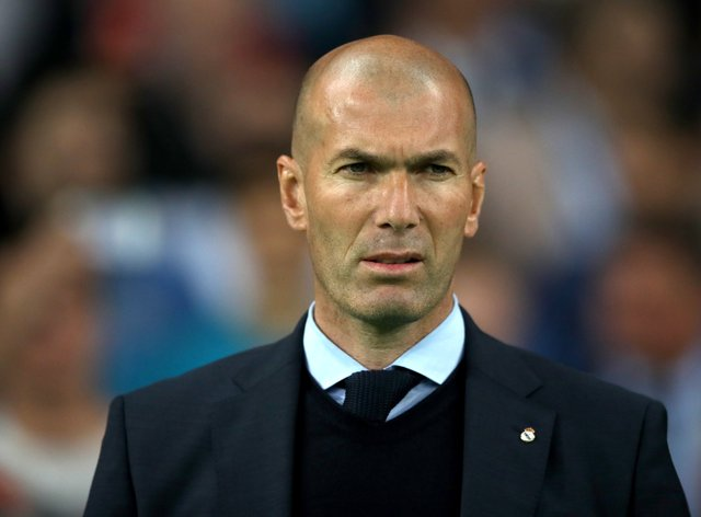 Zinedine Zidane insists Real Madrid will keep fighting