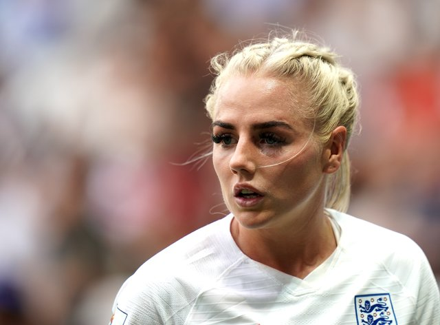England defender Alex Greenwood wants to move on from the social media abuse she received during the 2019 World Cup