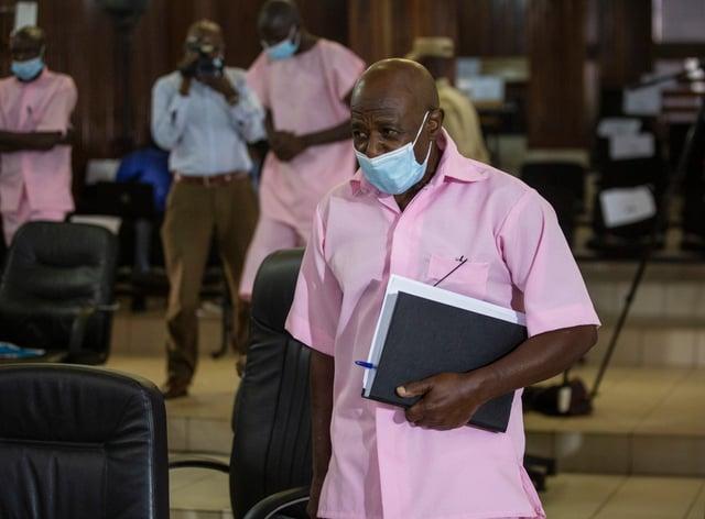 Paul Rusesabagina (Muhizi Oliver/AP)