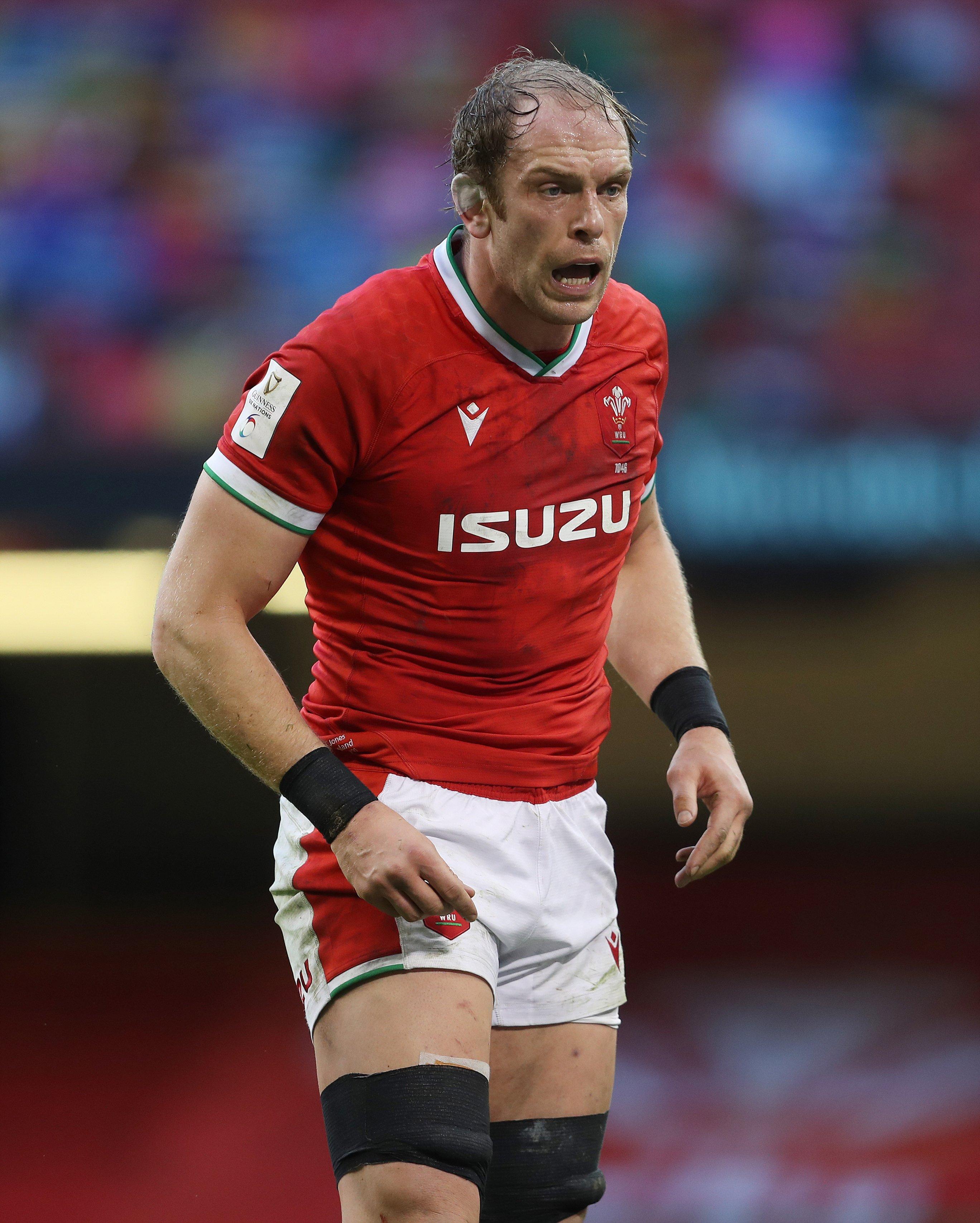 Wales captain Alun Wyn Jones warns Italy threat must be taken seriously