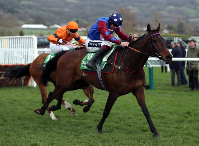Paisley Park will try to repeat this victory in the Stayers' Hurdle in 2019 at the Cheltenham Festival
