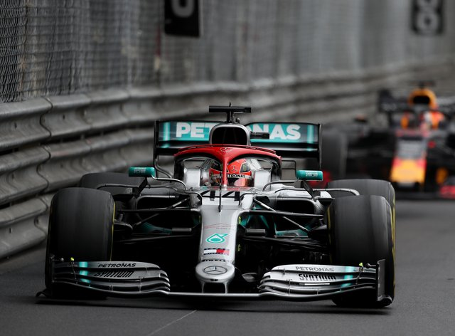 Lewis Hamilton will eye victory on the fastest street circuit in the sport