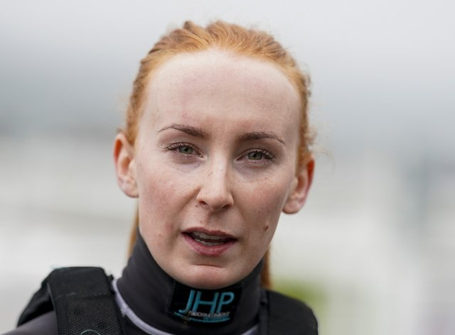 """Jockey Millie Wonnacott will be out for """"several weeks"""" after injuring her neck at Cheltenham"""