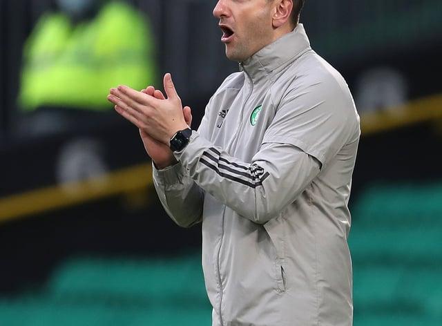 Interim boss John Kennedy getting Celtic ready for Rangers