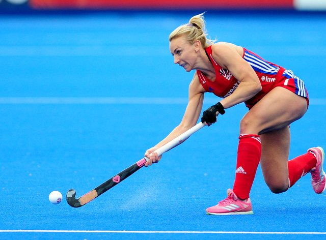 Great Britain Women v USA Women – FIH Pro League – Lee Valley Hockey and Tennis Centre