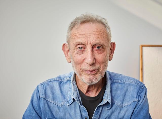 Author and poet Michael Rosen (David Levene/PA)