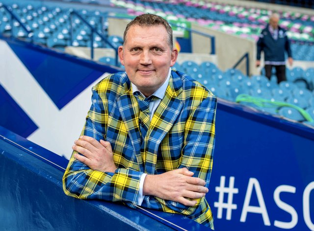 Doddie Weir has formed his own charity