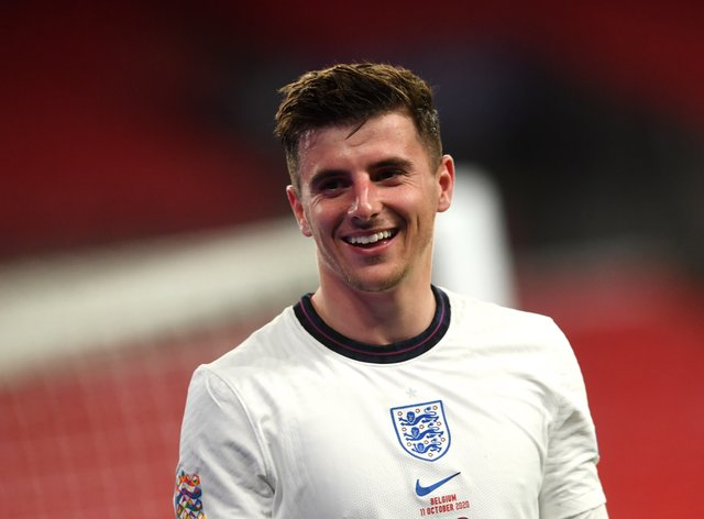 """England midfielder Mason Mount admits it has been a """"roller coaster"""" at Chelsea this season."""