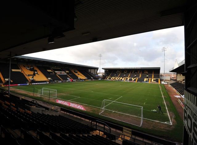 Soccer – npower Football League One – Notts County v Milton Keynes Dons – Meadow Lane