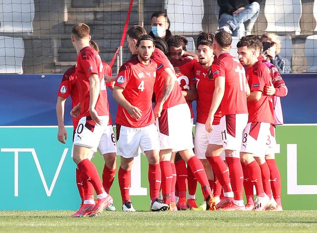 England v Switzerland – 2021 UEFA European Under-21 Championship – Group D – Bonifika Stadium