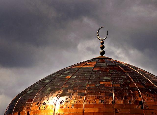 Buildings and Landmarks – Religion – Mosque – Regent's Park, London