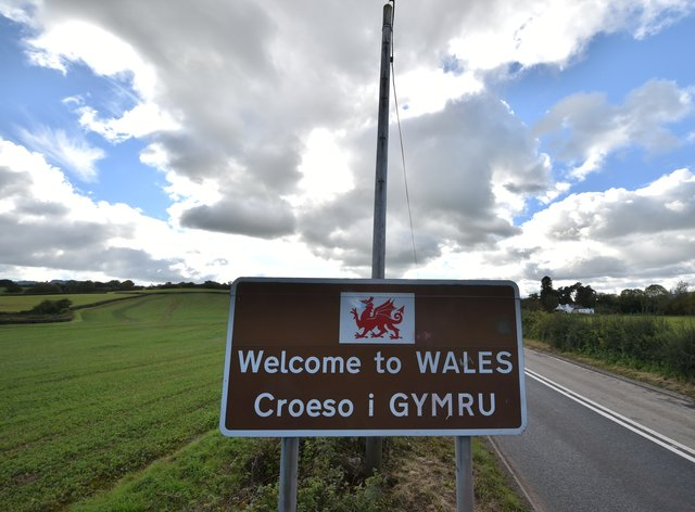 Wales' 'stay local' requirement will also be lifted on Saturday