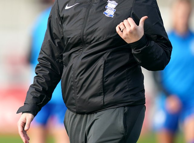 """Birmingham City manager Carla Ward says the new WSL broadcast deal is a """"landmark moment"""""""