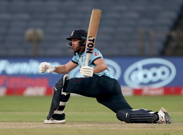 Jonny Bairstow hits out