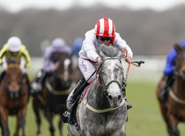 Top Rank comes home clear at Doncaster