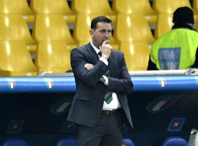 Italy v Northern Ireland – FIFA 2022 World Cup – Qualifying – Group C – Stadio Ennio Tardini