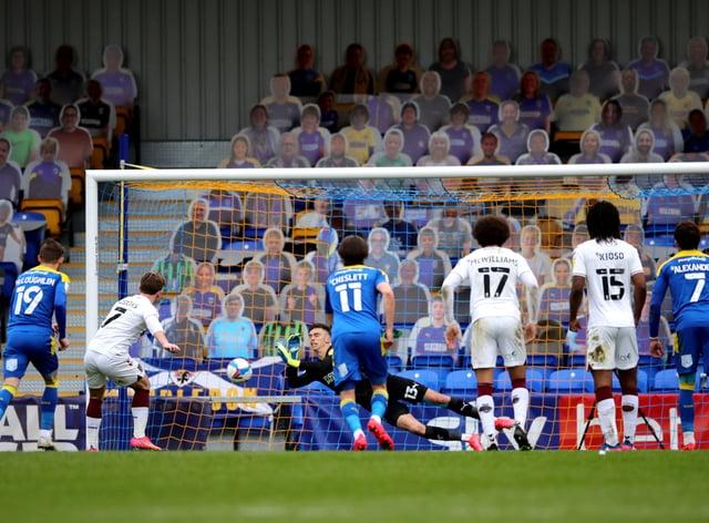 AFC Wimbledon v Northampton Town – Sky Bet League One – Plough Lane