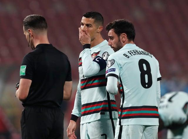 Serbia Portugal WCup 2022 Soccer