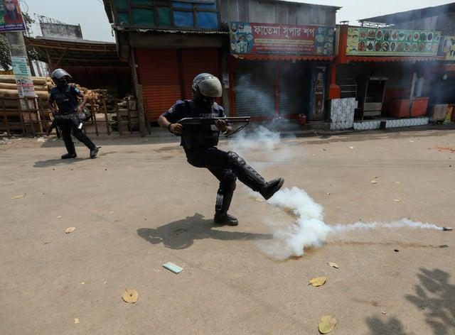 Bangladesh General Strike